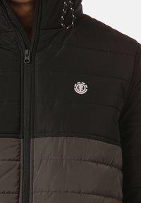Element - ALDER  - Winter jacket - asphalt - 3