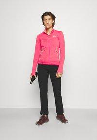 Salewa - PEDROC - Fleece jacket - virtual pink melange - 1