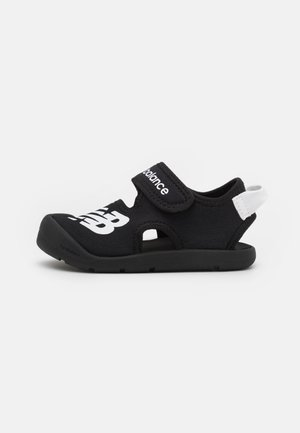 WELCRO UNISEX - Badslippers - black