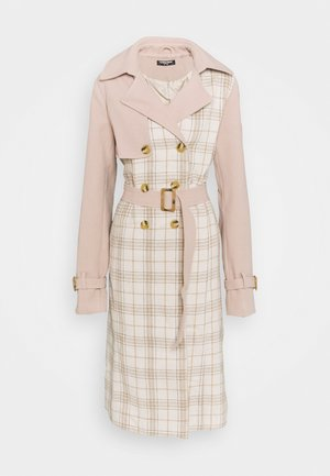 PIECES - Classic coat - mix