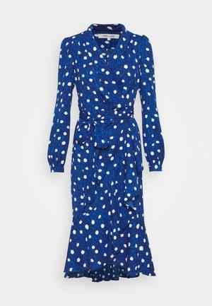 CARLA TWO - Denní šaty - new navy