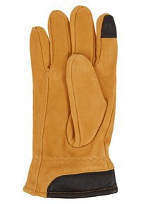 Timberland - GLOVE TOUCH TIPS - Gloves - wheat - 2