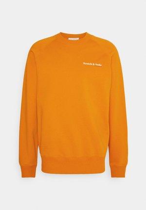 CLASSIC CREWNECK  - Sweatshirt - rust