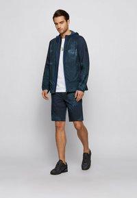 BOSS - PARKOUR RUNN ME - Sneaker low - dark blue - 0