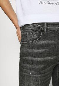 Antony Morato - GILMOUR - Jeans Skinny Fit - black - 3