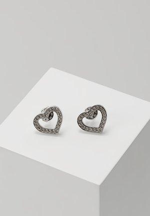 SHINE ON ME - Earrings - silver-coloured