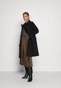 InWear - ZAIDA COAT - Classic coat - black - 1