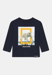 GAP - TODDLER BOY NATIONAL GEOGRAPHIC  - Long sleeved top - tapestry navy - 0