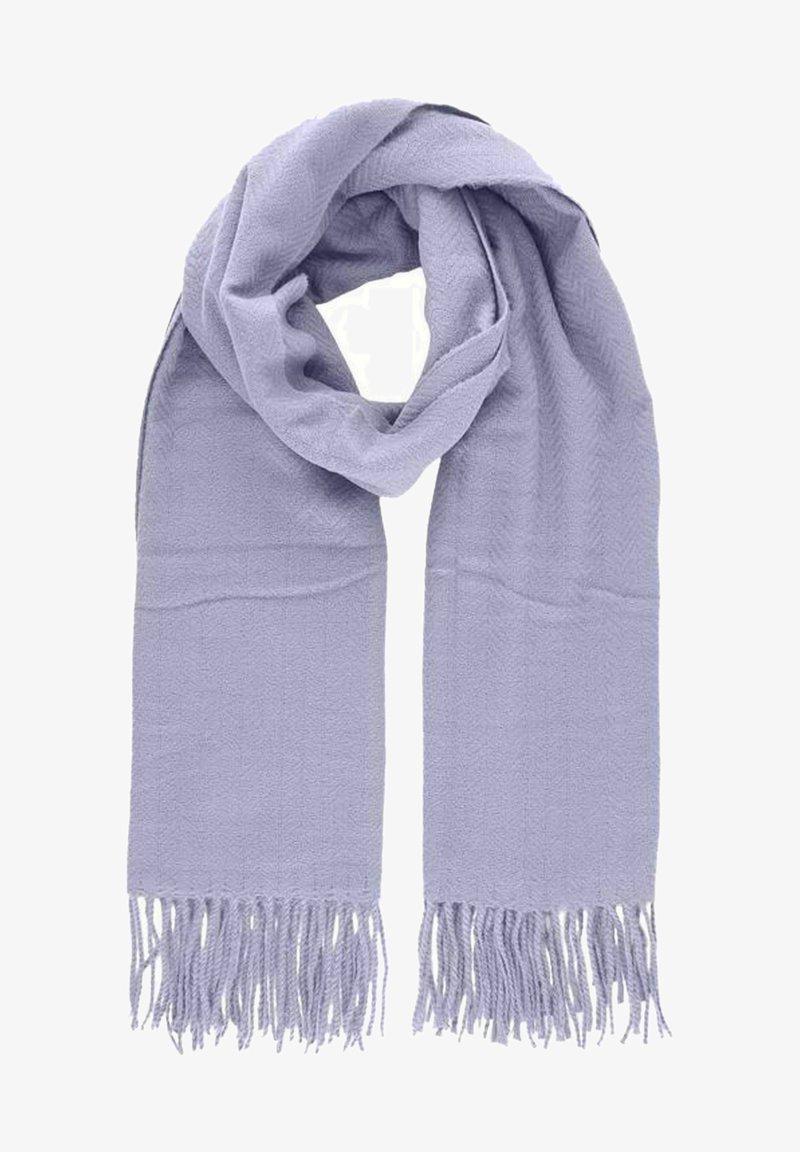 Pieces - Écharpe - purple heather