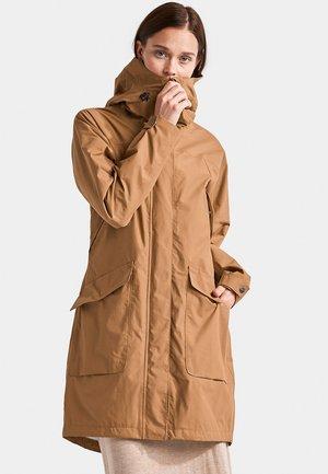 AGNES - Short coat - Almond Brown
