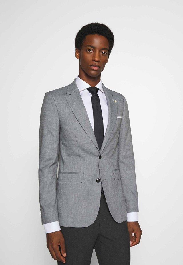 SLIM GREY PINDOT - blazer - grey