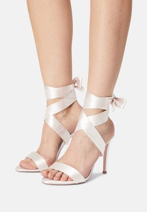 MIRELLE - High heeled sandals - ivory