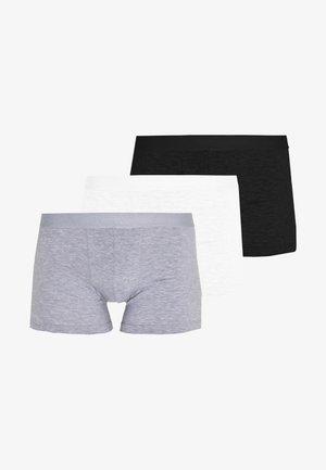 3 PACK - Culotte - black/white
