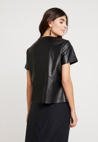 Opus - FASINELA - Blouse - black - 2