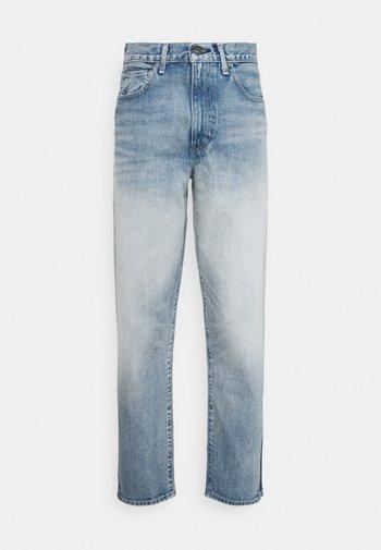 LMC THE COLUMN - Straight leg jeans - light-blue denim