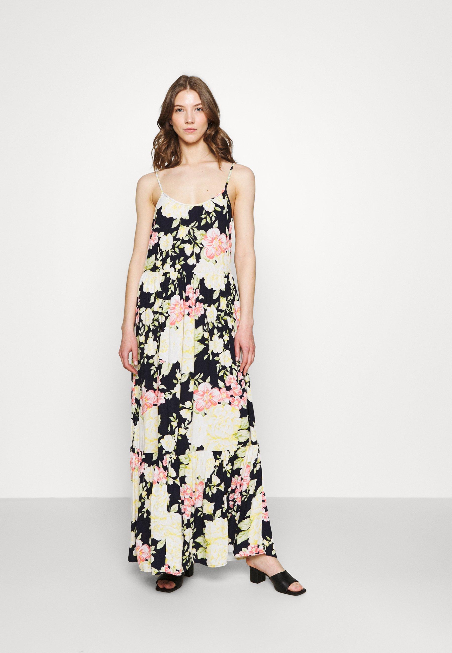 Women VIMESA STRAP DRESS - Maxi dress
