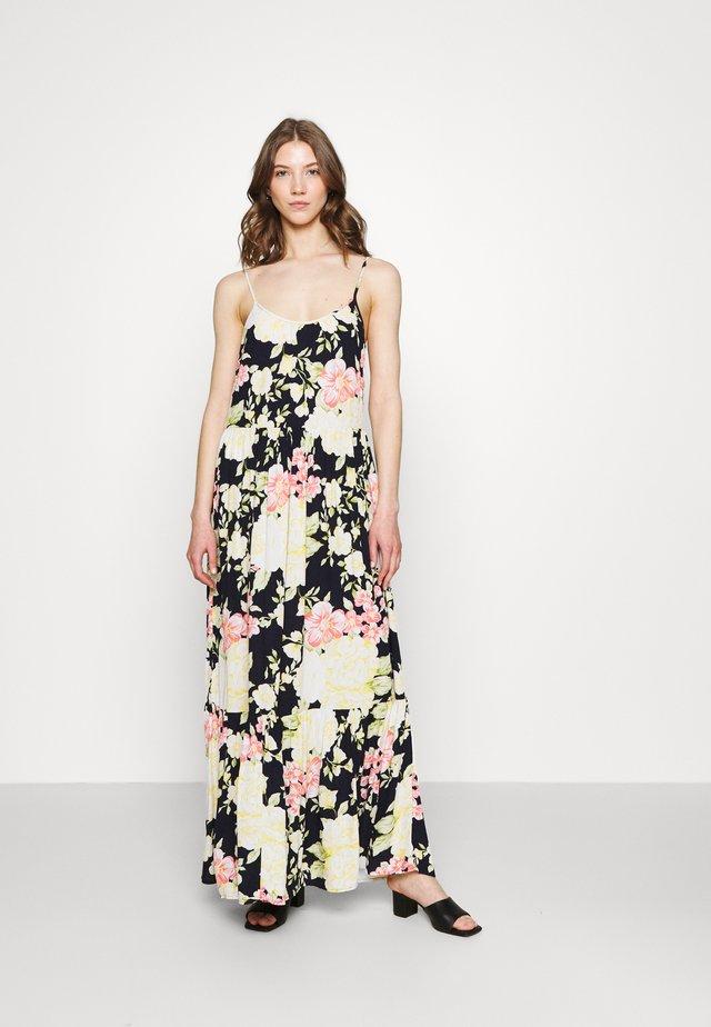 VIMESA STRAP DRESS - Maxi šaty - navy blazer