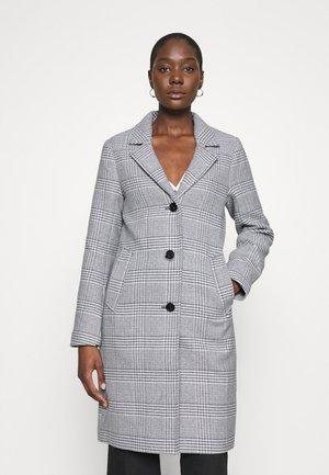 DAD COAT - Płaszcz wełniany /Płaszcz klasyczny - med grey