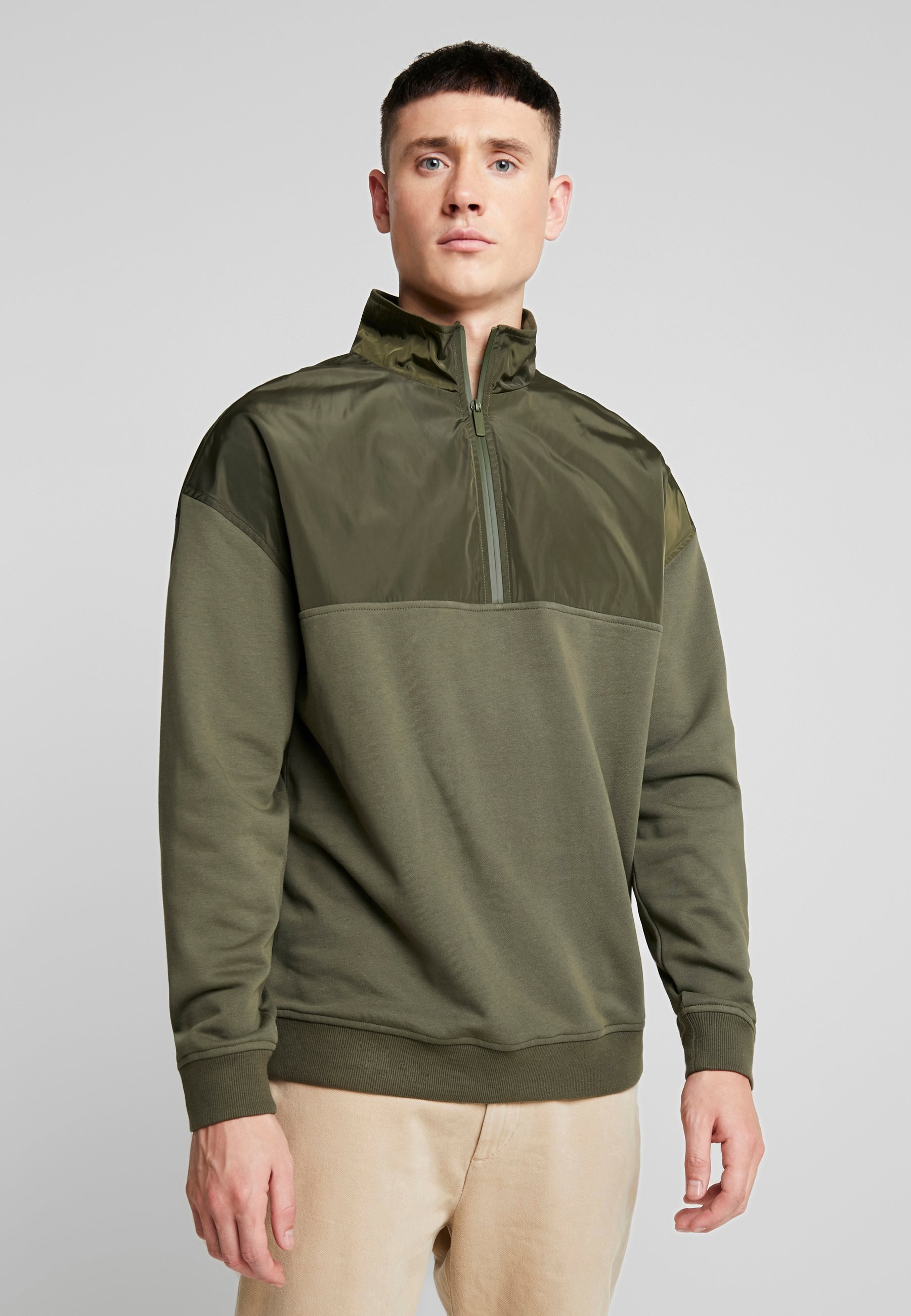 Men MILITARY TROYER - Sweatshirt