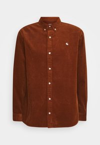 MADISON  - Shirt - brandy/wax
