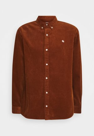 MADISON  - Shirt - brandy/wax