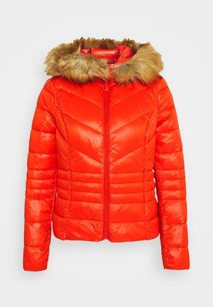 VMSORAYASIV HOODY JACKET - Light jacket - red clay