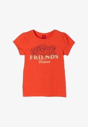 MIT PAW PATROL - Print T-shirt - orange