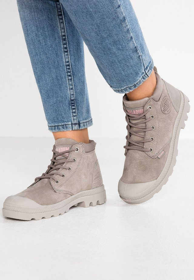 LOW CUF LEA  - Ankle boots - moonrock