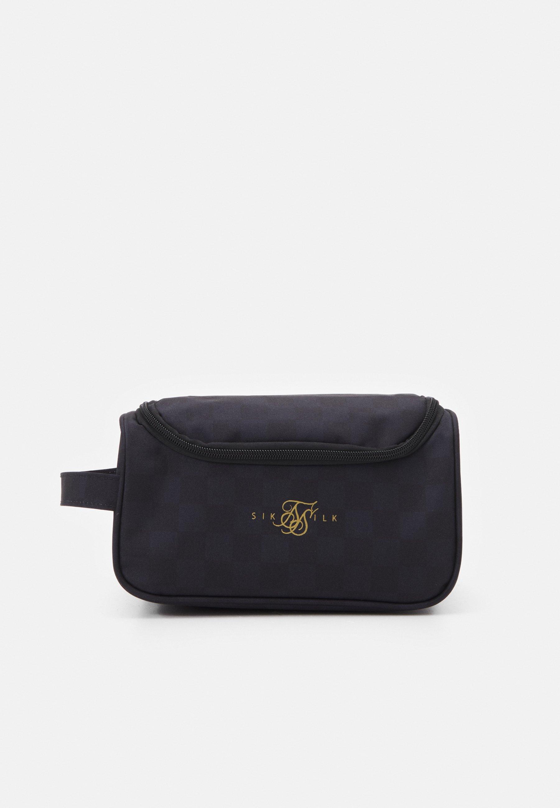 Women ELITE CHECKERED WASH BAG UNISEX - Wash bag