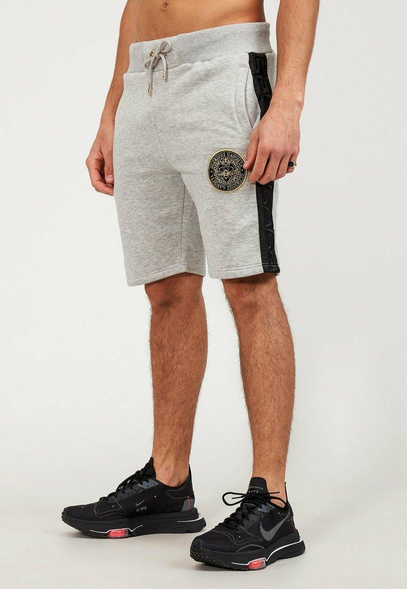 Glorious Gangsta - Shorts - grey/black