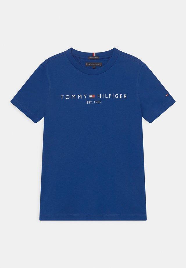 ESSENTIAL LOGO UNISEX - T-shirt con stampa - regal navy