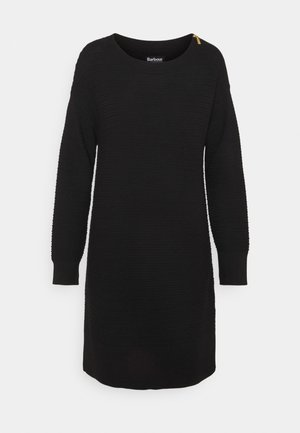 PICTON DRESS - Jumper dress - black