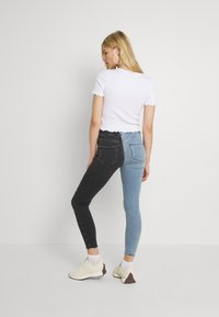 River Island - Jeans Skinny Fit - mid auth/black - 2