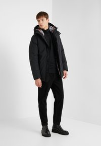 Save the duck - COPY - Winter jacket - black - 1