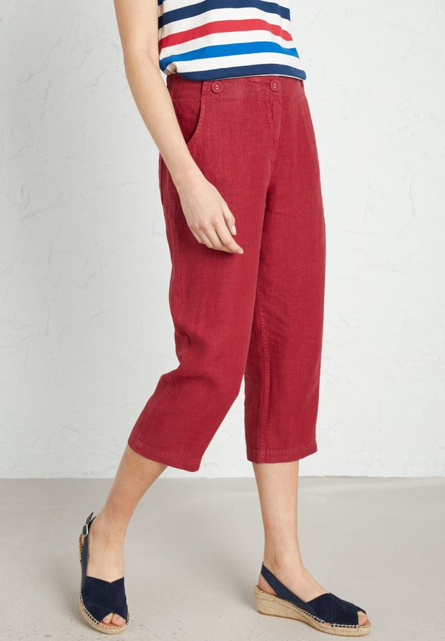 BRAWN POINT CROPS - Broek - red