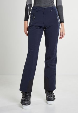 Outdoor trousers - dunkel blau