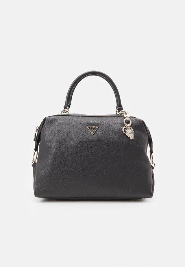 HANDBAG DESTINY SATCHEL - Håndtasker - black
