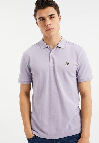 Poloshirt - lilac