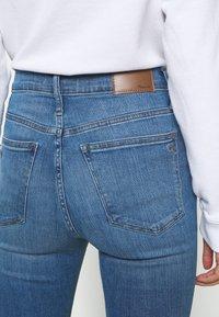 Madewell - ROADTRIPPER CROP - Jeans Skinny Fit - iberia - 4