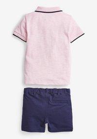 Next - SET - Shorts - pink - 1