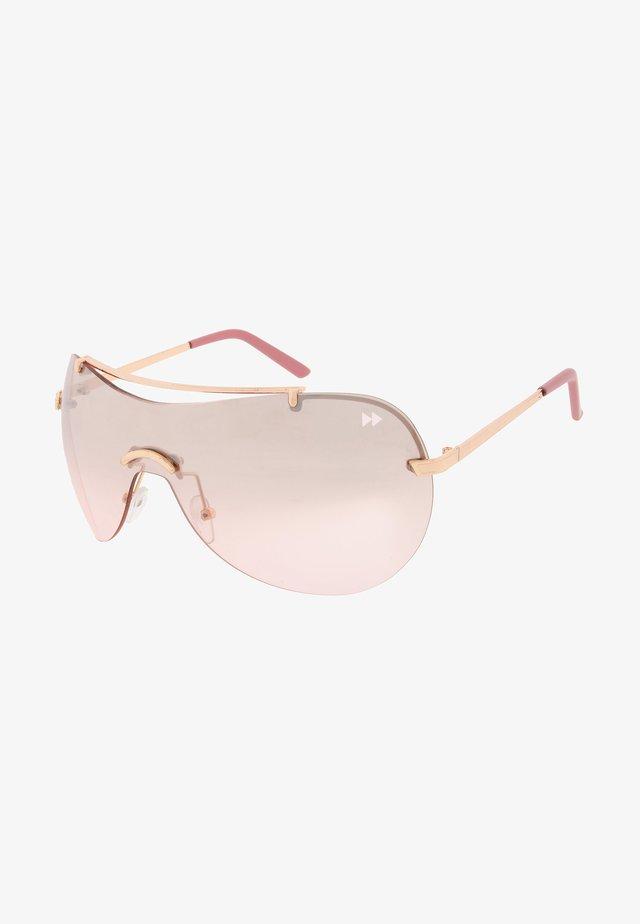 SERENA - Sluneční brýle - rose gold/pink