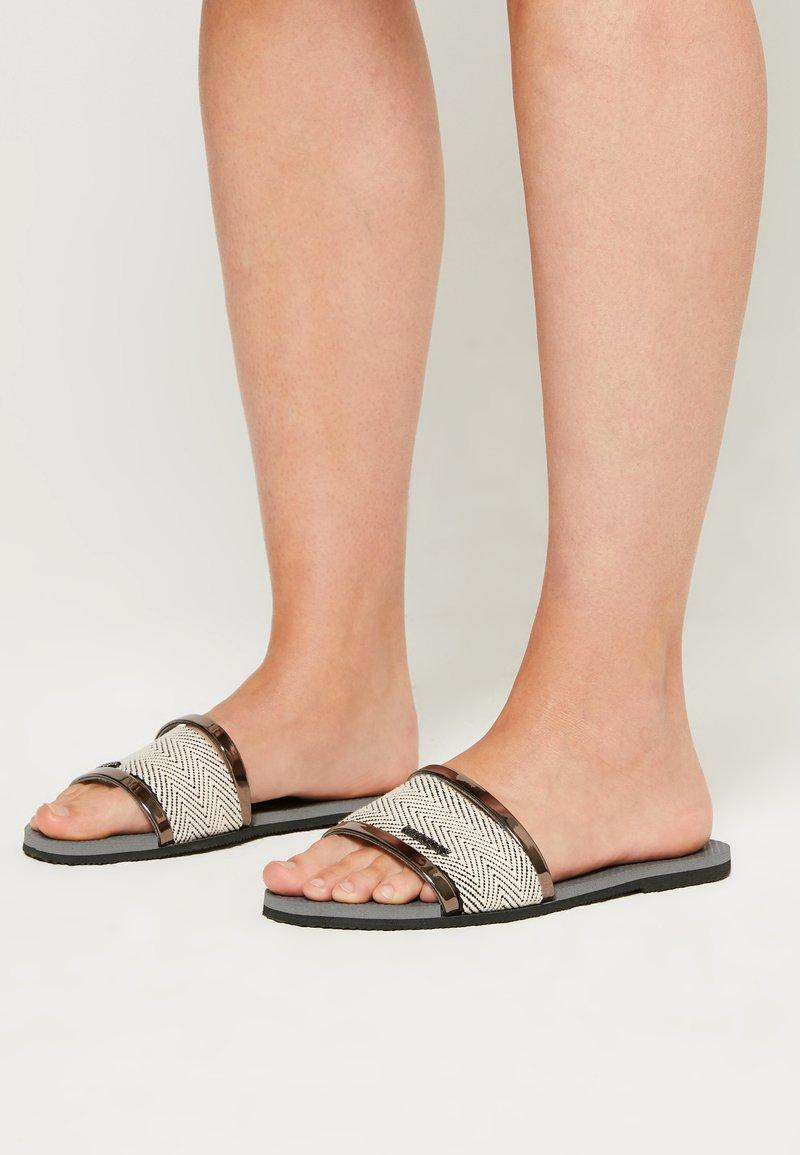 Havaianas - YOU TRANCOSO PREMIUM - Sandaler - steel grey