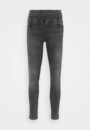 PANTALONI - Jeans Skinny Fit - washed mid gray