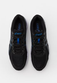 ASICS - GEL BRAID - Neutral running shoes - black/gunmetal - 3