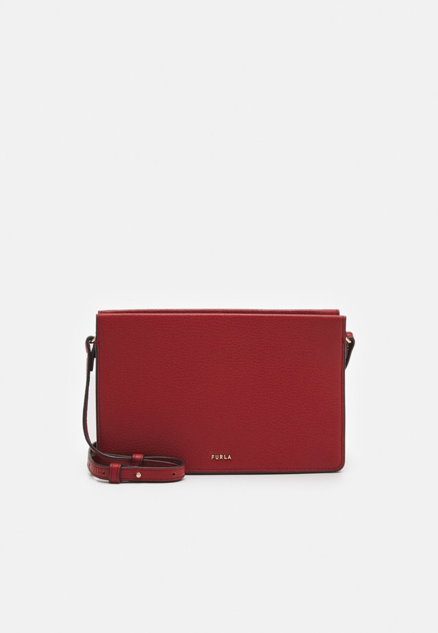 BABYLON MINI CROSSBODY - Umhängetasche - chili oil