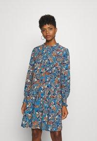 Molly Bracken - LADIES DRESS - Kjole - boho blue - 0