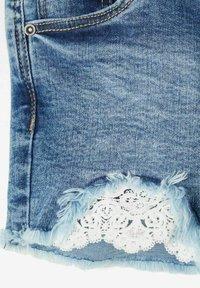 Name it - Denim shorts - medium blue denim - 3