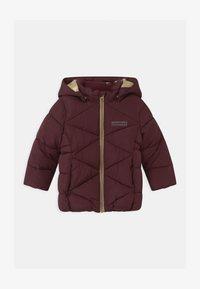 Name it - NMFMILTON PUFFER CAMP - Winter coat - winetasting - 0