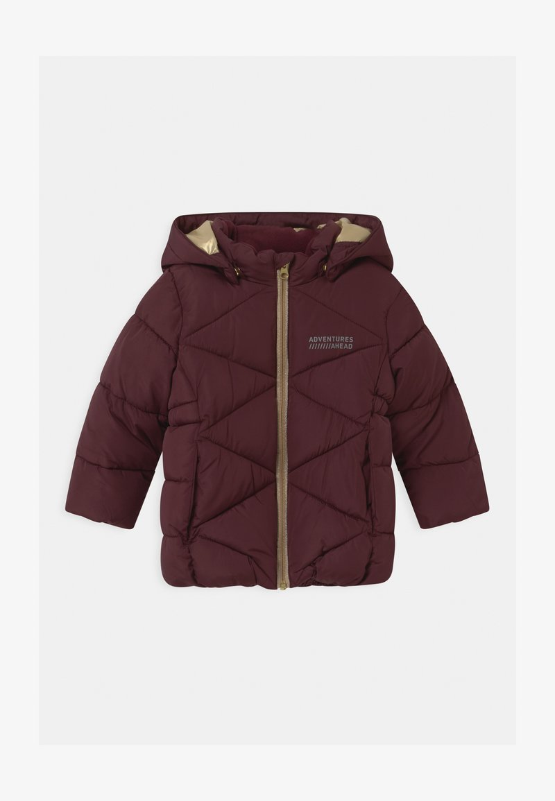 Name it - NMFMILTON PUFFER CAMP - Winter coat - winetasting