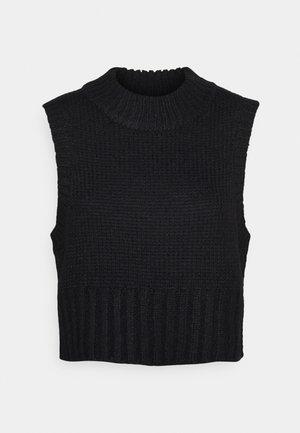 VINELLE O NECK  - Jumper - black